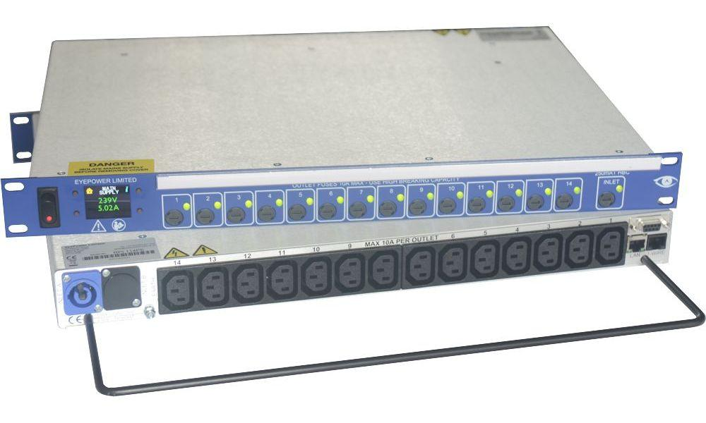 RPI 114PE single inlet PDU