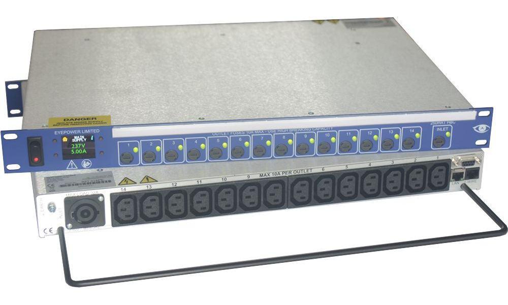 RPI 314P 32A single inlet PDU