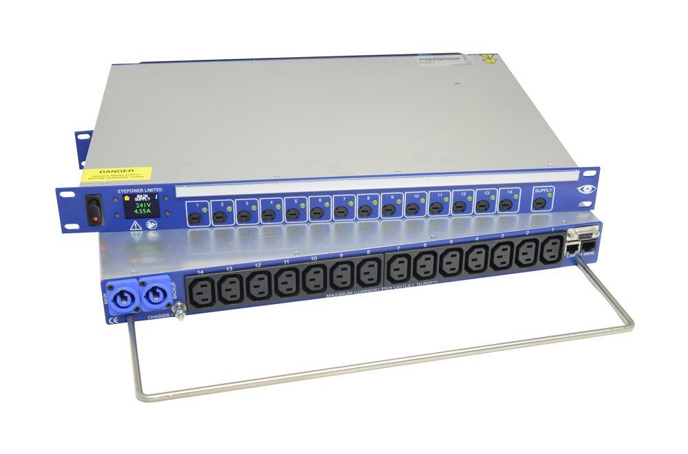 eyePower PDU stack